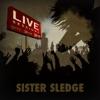 Pochette album Sister Sledge - Live Sessions - Sister Sledge (Live)
