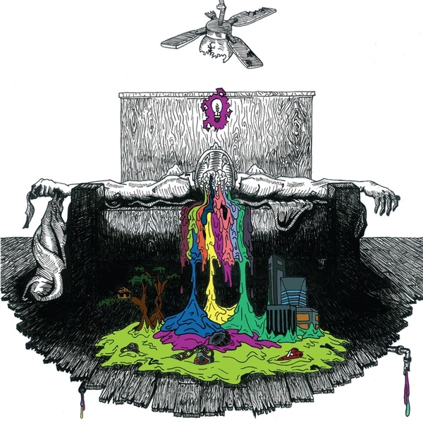 twenty one pilots twenty one pilots CD cover