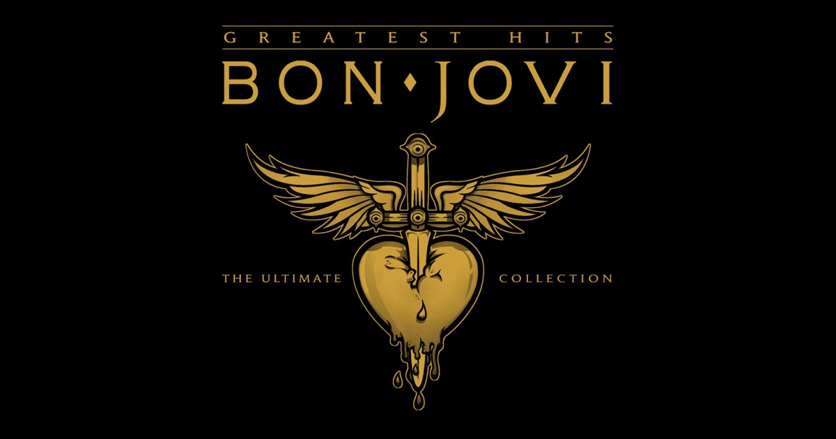 Bon Jovi Greatest Hits - The Ultimate Collection by Bon ...