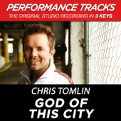 God of This City (Performance Tracks) - EP cover art