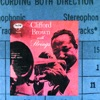 Where Or When  - Clifford Brown
