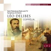 Coppélia : Act III, No.20 Féte de la cloche - Divertissement: 9) Galop final, Moderato - Allegro vivo