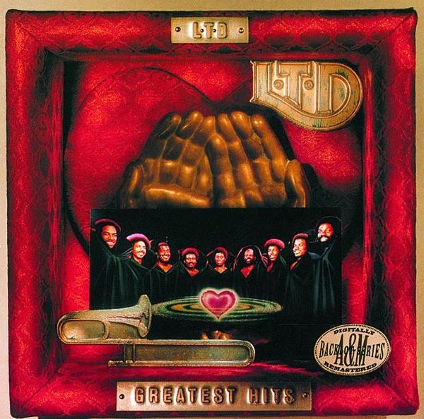 LTD Greatest Hits LTD CD cover