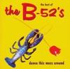 Pochette album Dance The Mess Around  The Best Of The B52's
