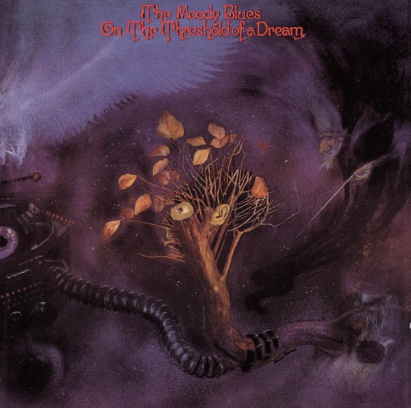On the Threshold of a Dream (Digitally Remastered) by The Moody Blues