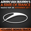 A State of Trance Radio Top 20: November 2011 (Including Classic Bonus Track), Armin van Buuren