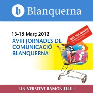 XVIII Jornades de Comunicació Blanquerna SD