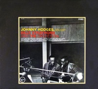Picture of Johnny Hodges with Billy Strayhorn and the Orchestra by Johnny Hodges & Billy Strayhorn