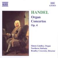 Handel - Organ Concerto in B-flat major, Op.4 No.6 - I. Andante - allegro