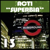 Superbia - Single cover art