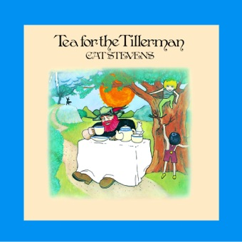 Tea for the Tillerman – Cat Stevens