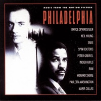Philadelphia - Official Soundtrack