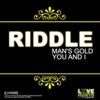 Man's Gold / You and I - Single ジャケット写真