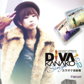 Falcom jdk BAND Diva Kanako Sings 1&2 Karaoke [D-1]