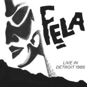 Fela Kuti Live in Detroit 1986 (with Egypt 80) - Fela Kuti