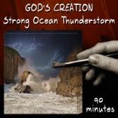 Strong Ocean Thunderstorm