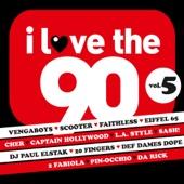 Various Artists - I Love the 90's, Vol. 5 artwork