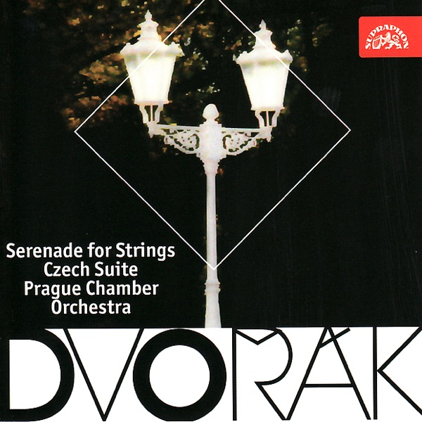 Serenade in E Major for Strings, Op. 22: II. Menuetto