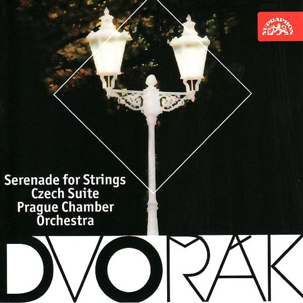 Serenade in E Major for Strings, Op. 22: II. Menuetto