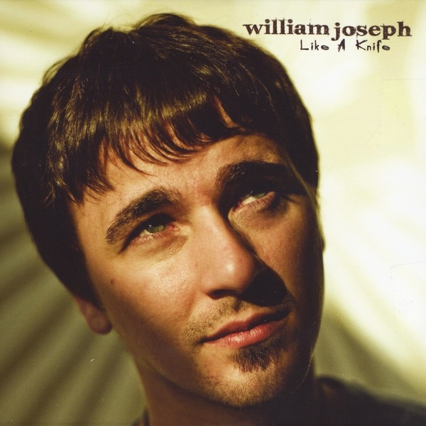 """Like a Knife"" von William Joseph in iTunes - 600x600sr"