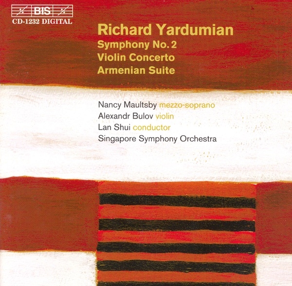 Richard Yardumian - Symphony No.2