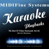 Something so Right (Karaoke Version Originally Performed by Trisha Yearwood)