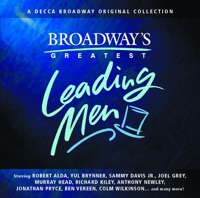 Broadway's Greatest Leading Men (2000 Compilation) - Various Artists