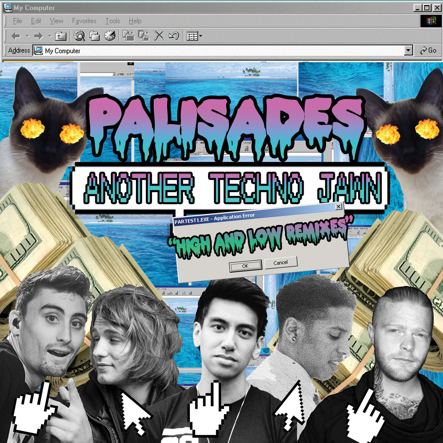 Palisades - Another Techno Jawn [EP] (2014)