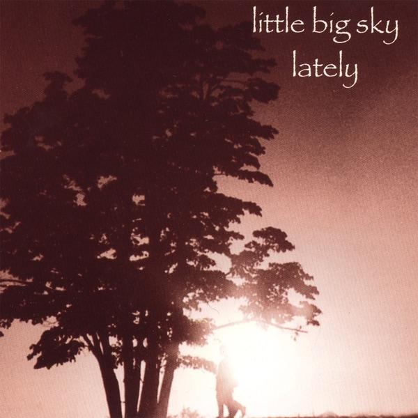 Little Big Sky Lately Joe Panzetta  Peter Mulvey CD cover