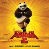 Kung Fu Panda 2 (Music from the Motion Picture) cover art