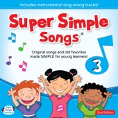 Super Simple Songs 3 - Super Simple Learning Cover Art