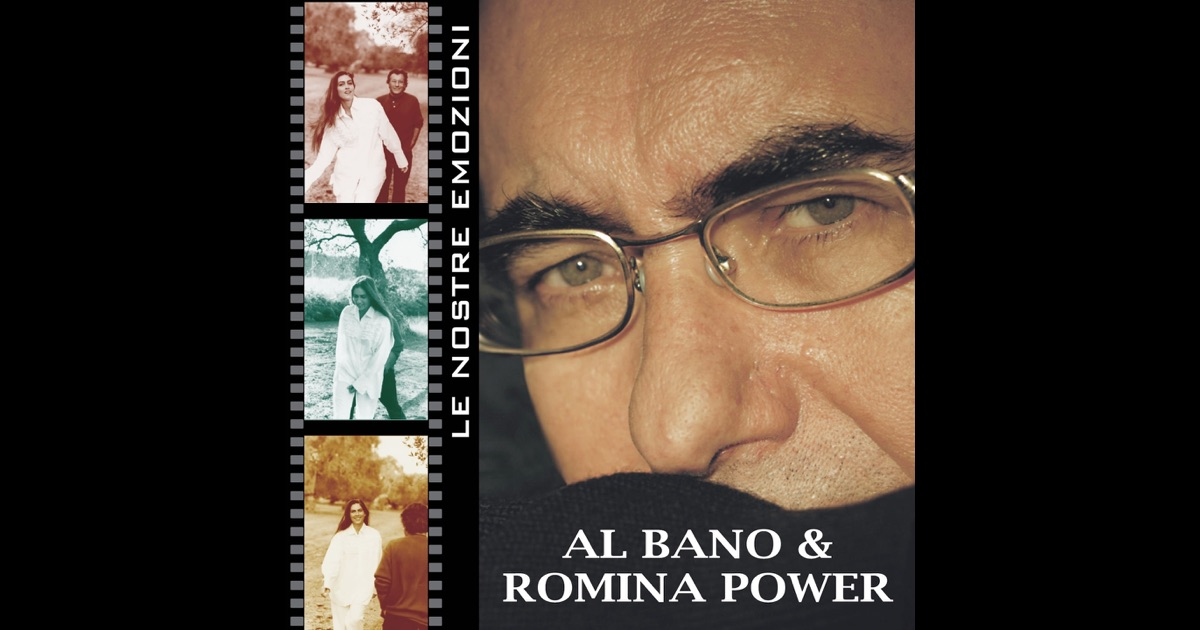 Al bano romina power on apple music for Al bano romina power