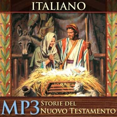 Storie del Nuovo Testamento   MP3   ITALIAN