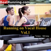 Running on Vocal House Vol.1-180 bpm - EP