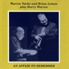 An Affair To Remember  - Warren Vache & Brian Lemon