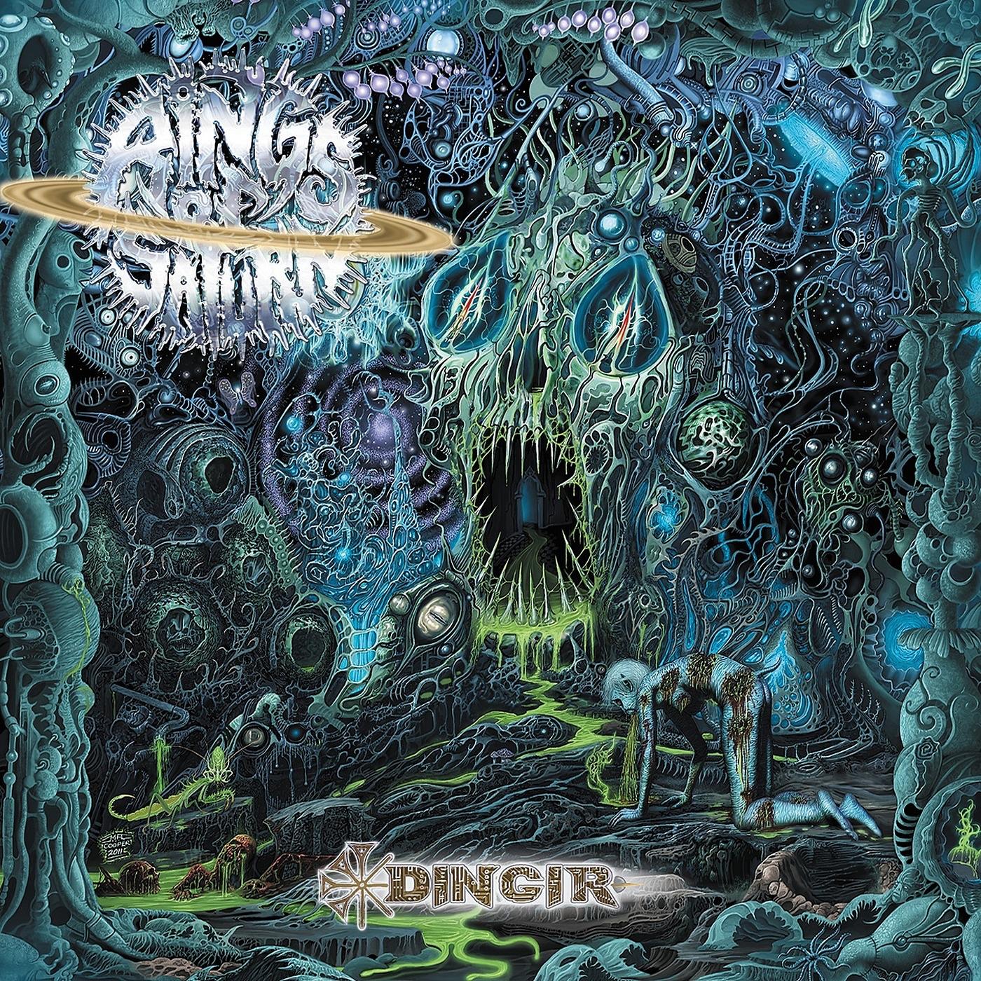Rings Of Saturn - Dingir (2012)