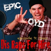 Dis Raps for Hire - EP. 9: Joan cover art