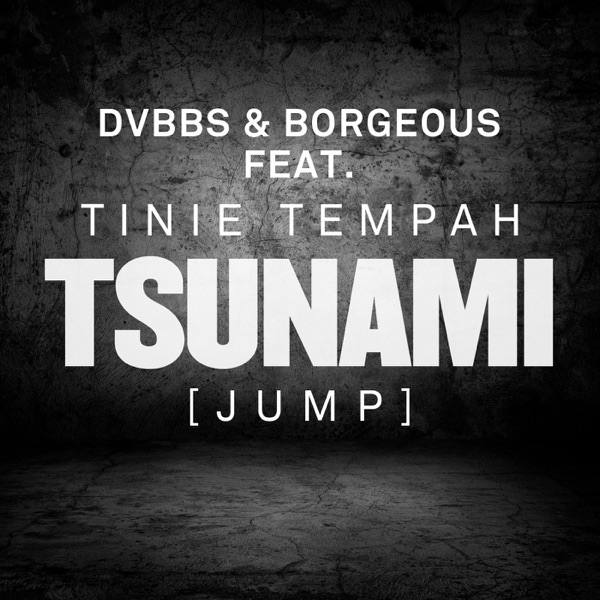 Cover art for Tsunami