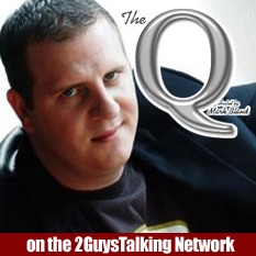The Q Hosted by Mark Bland on The 2GuysTalking Network