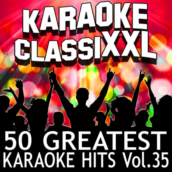 50 Greatest Karaoke Hits Vol 35 Karaoke Version Dohn Joe CD cover