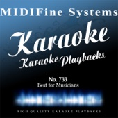 Through the Fire (Karaoke Version Originally Performed by Chaka Kahn)