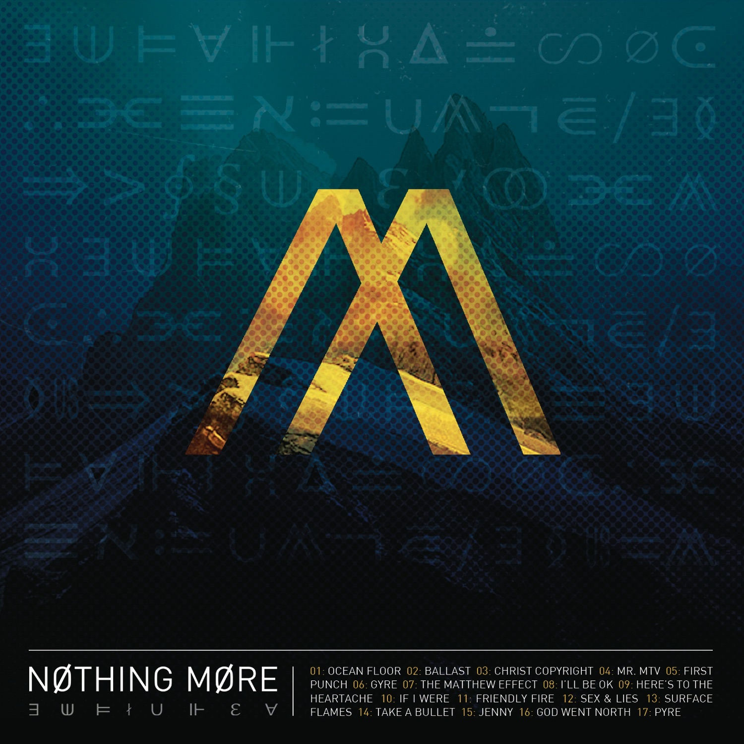 Nothing More - Nothing More (2014)