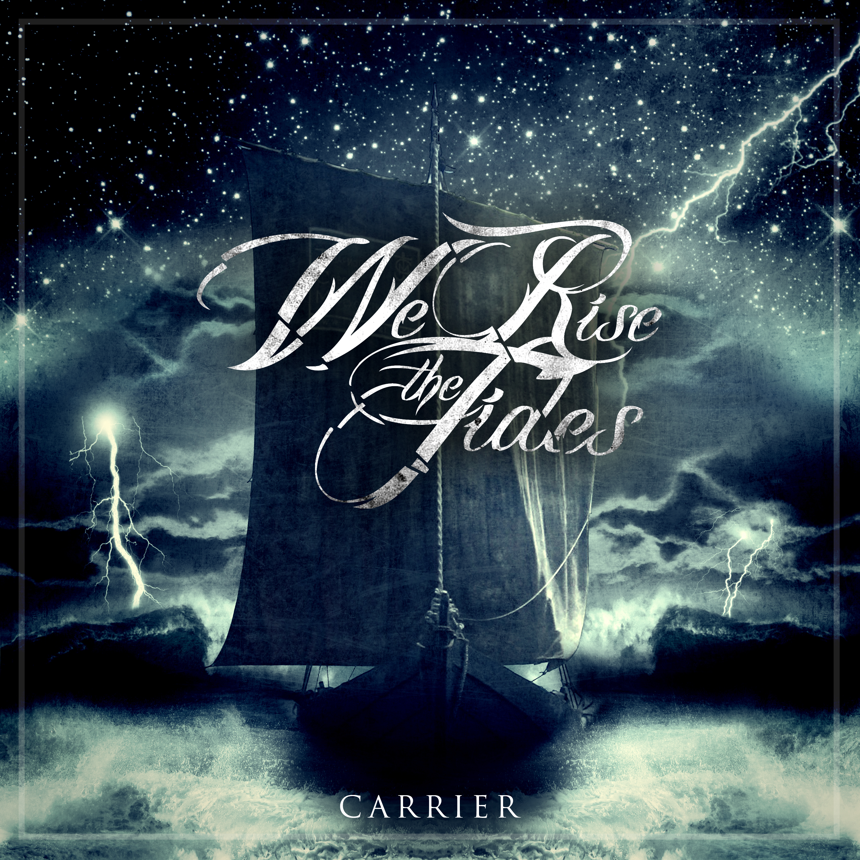 We Rise the Tides - Carrier [EP] (2012)