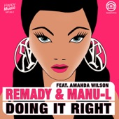 Doing It Right (feat Amanda Wilson)