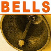 Single Church Bell Ringing : A sharp (with birdsong)