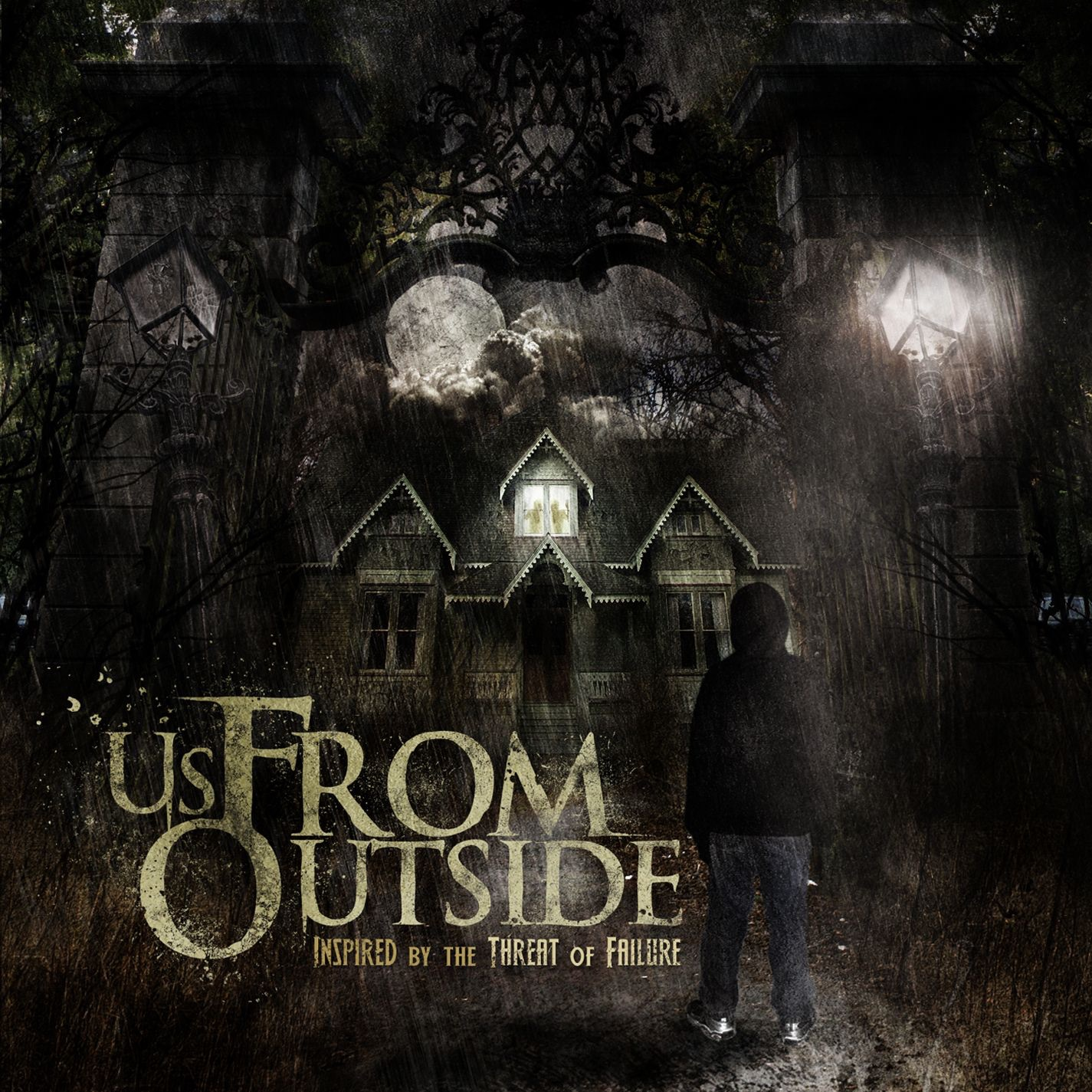 Us, From Outside - Inspired By The Threat Of Failure (2010)