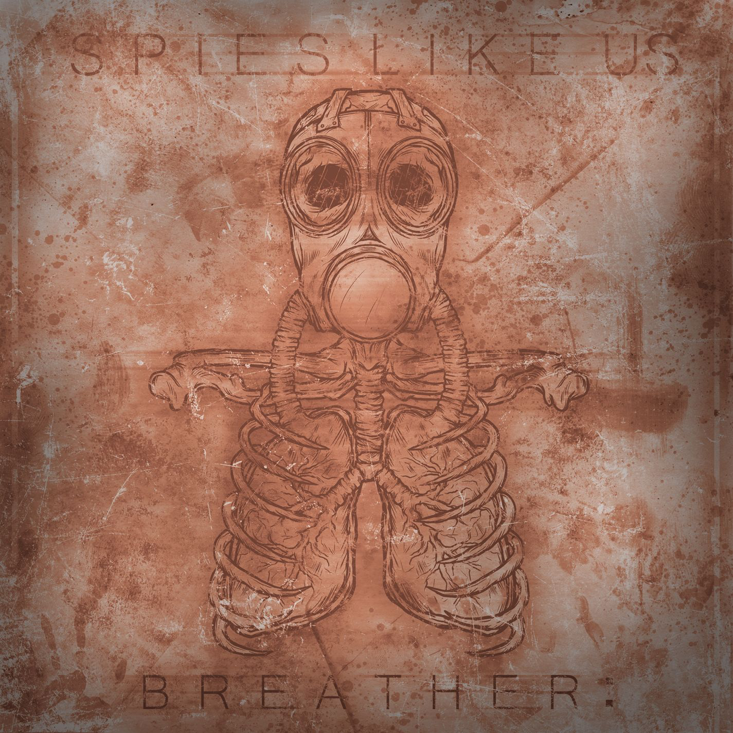 Spies Like Us - Breather: [EP] (2011)