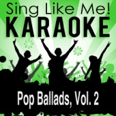 Love Changes Everything (Karaoke Version) [Originally Performed By Climie Fisher]