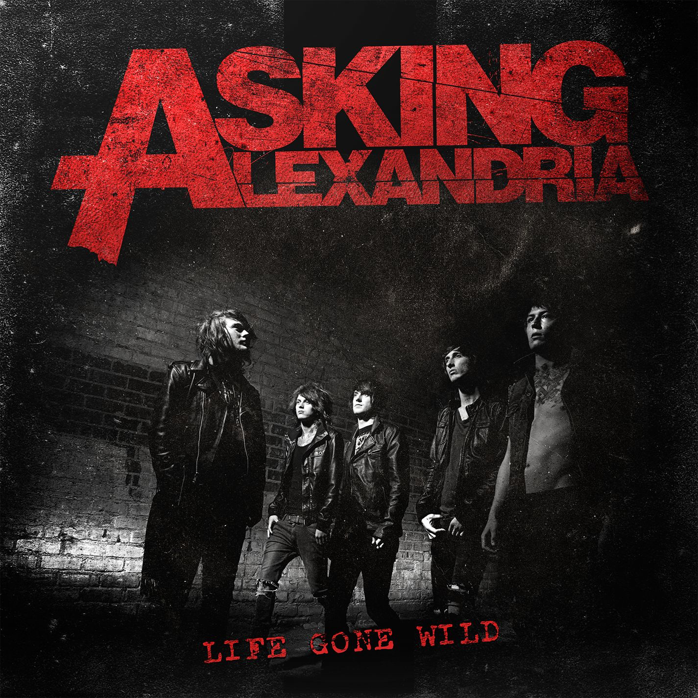 Asking Alexandria - Life Gone Wild [EP] (2010)