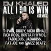 All I Do Is Win (Remix) [feat. T-Pain, Diddy, Nicki Minaj, Rick Ross, Busta Rhymes, Fabolous, Jadakiss, Fat Joe, Swizz Beatz] - Single, DJ Khaled